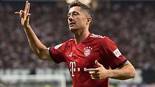 Kampf der Bundesliga-Ausrüster: Adidas setzt alles auf den FC Bayern