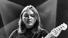 Ed King bei einem Auftritt im Jahr 1975.
