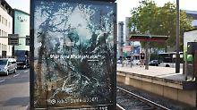 Werbung in Kriegsspiel-Optik: Bundeswehr provoziert Plakat-Shitstorm