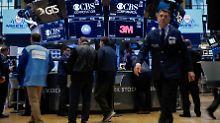 Behutsame Geldpolitik: Notenbank gibt US-Börsen Auftrieb
