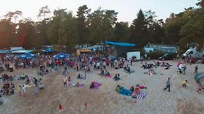 n-tv Ratgeber: Premium-Campingplätze befeuern Retrotrend