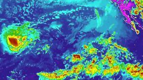 Heftige Ausläufer treffen Inseln hart: Hurrikan schrammt wohl haarscharf an Hawaii vorbei