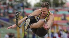 Deutsche EM-Starter räumen ab: Para-Star Rehm fliegt mit Weltrekord zu Gold