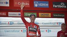 Der Sport-Tag: Australier Dennis triumphiert beim Prolog der Vuelta