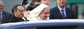 Vertuschung von Missbrauch: Papst bittet um Vergebung