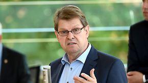 Rentenstreit in Berlin: SPD-Vize Stegner will Reiche stärker in die Pflicht nehmen