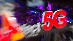 Hoffen auf Konkurrenz für Telekom & Co.: Mobilfunkanbieter buhlen um 5G-Frequenzen