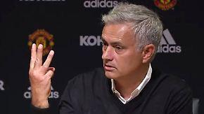 """Mourinho stürmt aus Pressekonferenz: """"Habe mehr Titel gewonnen als alle anderen Trainer zusammen"""""""