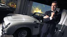 Autobauer informiert Aufsicht: Aston Martin will aufs Parkett fahren