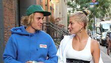 """Hochzeit in New York: Bieber und Baldwin haben """"Ja"""" gesagt"""
