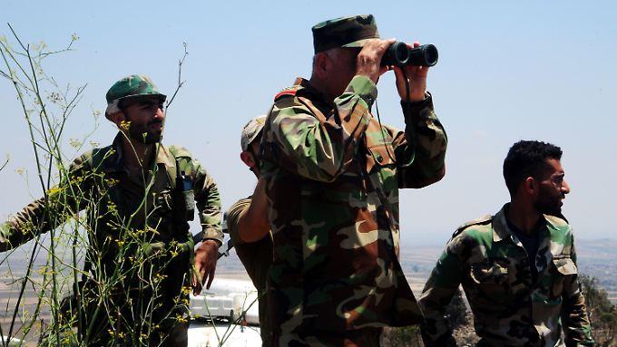 Vorerst will die syrische Armee vor allem südliche und westliche Teile Idlibs angreifen.