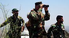 """""""Eiterndes Geschwür"""": Syriens Armee bereitet Idlib-Offensive vor"""