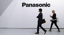 Umzug nach Amsterdam: Panasonic verlässt die Brexit-Zone