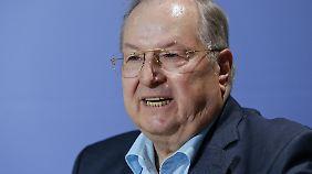 Neuköllns einstiger Bezirksbürgermeister Heinz Buschkowsky.