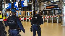 Durchsuchung in Deutschland: Attacke in Amsterdam war Terroranschlag