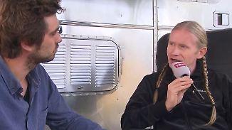 """Romano im n-tv Interview: """"Jeder sollte sich täglich mit wildfremden Menschen unterhalten"""""""
