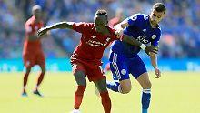Klopp-Team weiter Erster: Liverpool marschiert, Sané kriegt Denkpause