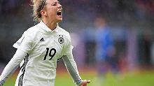 Quali-Fiasko de facto abgewendet: DFB-Frauen ziehen Köpfe aus der Schlinge