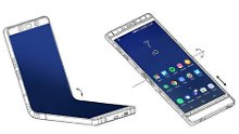 Samsungs Falt-Handy fast fertig?: Galaxy X soll im November kommen