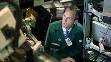 Der Montag hatte allerdings einen Schönheitsfehler: Die Investmentbank Lehman Brothers brach zusammen.