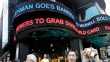 Derweil meldete Lehman Brothers Insolvenz an.