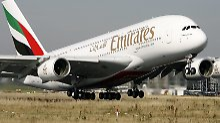 Virus eingeschleppt?: Airbus A380 unter Quarantäne gestellt