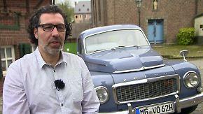 Volvo PV544 - Pionier in Sachen Sicherheit: Dieser Buckel-Volvo ist ein rollender Rekord
