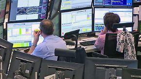 Bewegung vor allem im TecDax: Deutsche Börse ordnet sich modern
