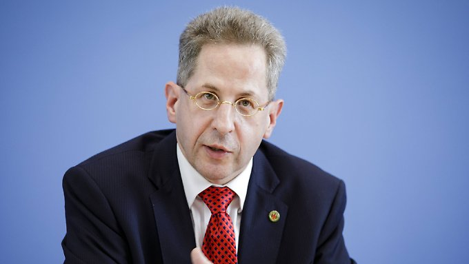 """""""Gezielte Falschinformation"""": Maaßen sieht keine Beweise für Hetzjagd in Chemnitz"""