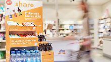 Soziale Produkte boomen: Supermärkte verkaufen gutes Gewissen