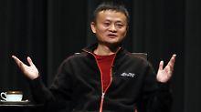 Reichster Mann Chinas: Ma verlässt Alibaba