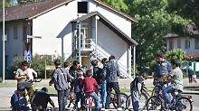 Überschuss dank guter Konjunktur: Bund muss Flüchtlingsrücklage nicht abrufen