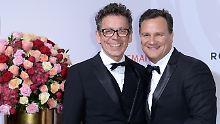 """Promi-Hochzeit auf Sylt: Guido Maria Kretschmer sagt """"Ja"""""""