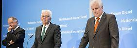 Diesel-Forum verschickt Bericht: Experten plädieren für Hardwarenachrüstung