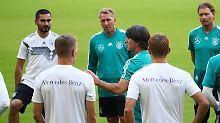 Schulz debütiert, Hummels fehlt: Löw baut DFB-Elf gegen Peru kräftig um
