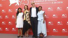 Goldener Löwe für Alfonso Cuarón: Netflix-Film räumt in Venedig ab
