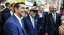 Griechenland nach dem ESM: Tsipras verspricht Steuersenkungen