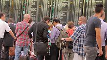 Ausfälle enorm zugenommen: Union macht sich für Fluggastrechte stark