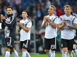 Viel Glück im Test gegen Peru: DFB-Elf rettet sich auf den Schulz-Zug