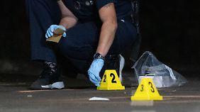 Bandenkrieg in Berlin: 36-jähriges Clan-Mitglied vor Eisdiele erschossen
