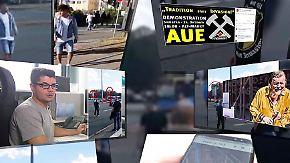 Faktencheck zum vieldiskutierten Clip: Darum ist das Jagdszenen-Video aus Chemnitz authentisch