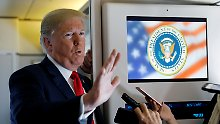 Äußerung zu Apple-Preisen: Trump verunsichert Chip-Investoren