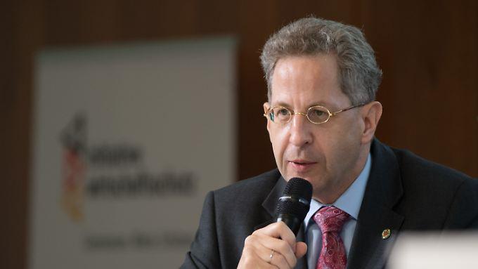 Maaßen rudert bei seinen Chemnitz-Aussagen etwas zurück.