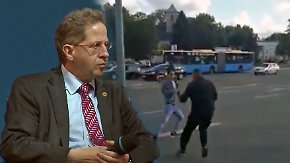 Umstrittene Aussagen zu Chemnitz-Video: Maaßen fühlt sich missverstanden