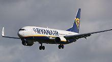 Airline streicht 150 Flüge: Ryanair droht im Streikfall mit Rotstift
