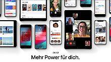 iPhone vorbereiten: iOS 12 steht bereit