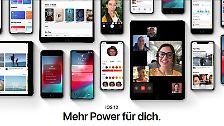 Apple hat's gut gemacht: Das sind die neuen Funktionen von iOS 12