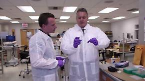 Viele 9/11-Opfer nicht identifiziert: Forensiker suchen noch immer nach DNA-Spuren