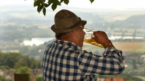 Elf Liter reiner Alkohol: Deutschland trinkt und lebt dennoch länger