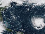 """Bis zu 800 Liter Regen: """"Florence"""" bringt lange Gefahrenlage"""